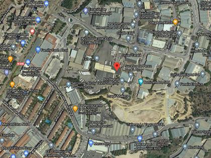 Edificio industrial en el Pol.Ind Cotes Baixes de Alcoy. FR 28981 RP Alcoi