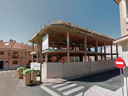 Vivienda dúplex letra C en construcción, en planta primera del edificio en Valmojado (Toledo). FR 6266 RP de Illescas