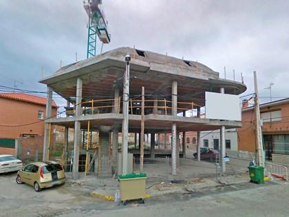 Local comercial en construcción, planta baja del edificio en Valmojado (Toledo). FR 6261 RP de Illescas