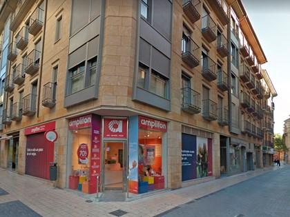 Local comercial nº 3 calle San Orencio 13 de Huesca. FR 42286 RP Huesca nº1