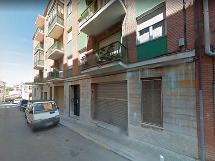 Almacén con su patio en C/ Passatge Albert Moliner nº 2, Vilafranca del Penedès (Barcelona). FR 8132 del RP de Vilafranca del Penedès