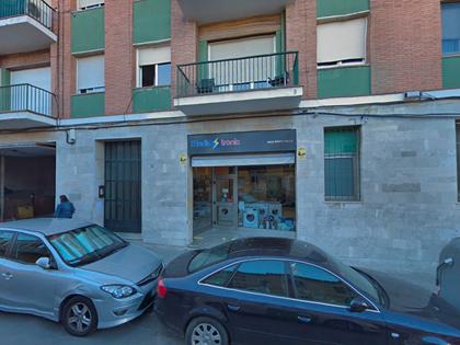 Almacén con su patio en C/ Jaume Balmes nº 5, Vilafranca del Penedès (Barcelona). FR 8122 del RP de Vilafranca del Penedès