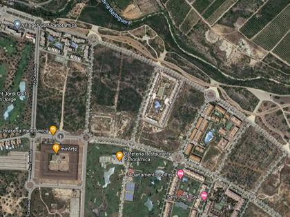 Parcela de terreno urbana con una superficie de 69.616,17 m² en San Jorge (Castellón). FR 3897 del RP 1 de Vinaroz