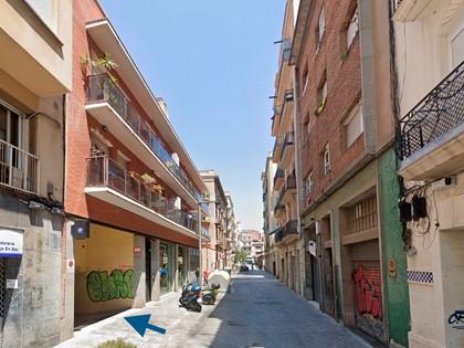 Plaza de garaje nº1 en el Barrio de  Sants de Barcelona. FR 24504/P1 RP Barcelona nº 14