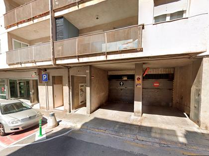 Plaza de garaje nº44 en C/ Industria nº 23, El Vendrell (Tarragona). FR 19676/44G del RP de Vendrell nº 3