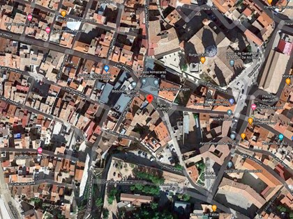 Casa en Pl/ Cabañero nº 3-4, sita en Alcañiz (Teruel). FR 26153 RP Alcañiz
