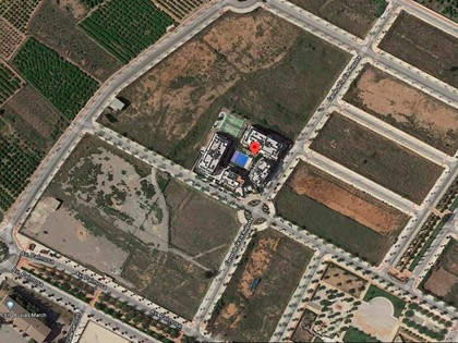 Plaza de aparcamiento nº 4 en Sagunto ( Valencia). Parte indivisa FR 37119/G4 del RP de Sagunto nº 1