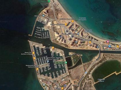 Derecho de atraque nº 95 Puerto Deportivo Tomás Maestre en La Manga del Mar Menor, en término de San Javier. FR 70719 RP San Javier nº 1