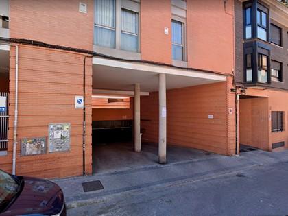 Plaza de garaje nº 21 en calle Aranjuez (Madrid). FR 21808 RP 26 de Madrid