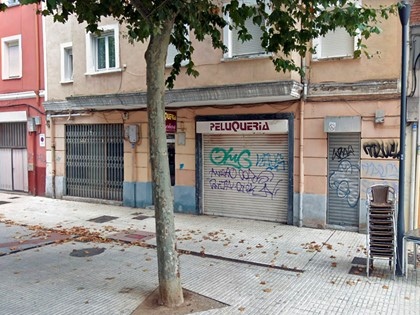 10% Local en C/ Rey Don Pedro, nº 62 en Burgos. FR 28838 del RP de Burgos Nº 1.