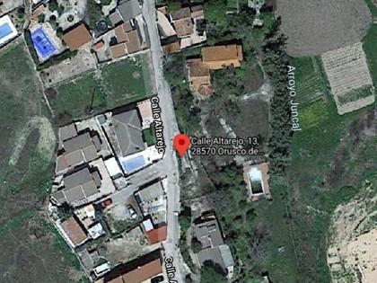 Vivienda unifamiliar en Orusco de Tajuña (Madrid). FR 3554 RP Alcalá de Henares 4