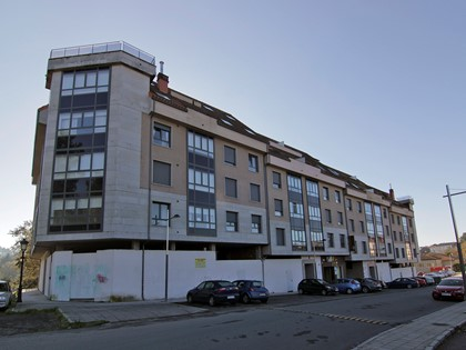 Vivienda 1º N portal 4 Rua Castelao en Negreira, (La Coruña). FR 27953 RP Negreira