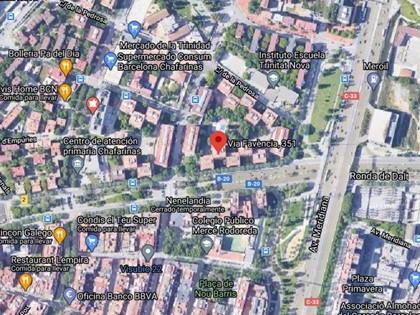 """Vivienda barrio de """"La Trinidad"""" en Barcelona. FR  43583 RP Barcelona 13"""