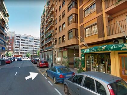 Piso 1º pt 1 en Calle Ayora nº 3 de Valencia. FR 40663 RP Valencia nº 2