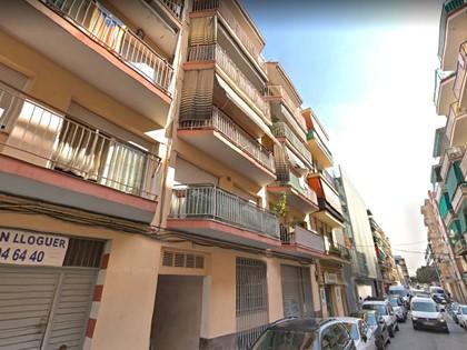 Vivienda en planta 2ª en Vilanova i la Geltrú, (Barcelona). FR 17413 RP Vilanova i la Geltrú.