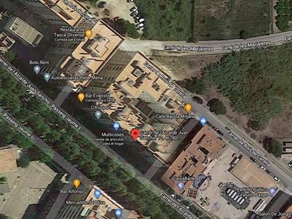 Local comercial C/ Alcalde Juan Sancho, 12 - Oliva (Valencia). FR 43723 RP Oliva