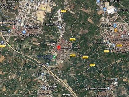 100% Nuda propiedad de Finca rústica en Almoines (Valencia). FR 1774 RP Gandía 2