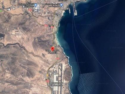 11,60% Finca rústica en Puerto del Rosario-Fuerteventura (Las Palmas). FR 8466 RP Puerto del Rosario 1