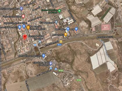 Local E en Las Crucitas pago de San Isidro de Granadilla de Abona, (S.C de Tenerife). FR 45402 RP Granadilla de Abona