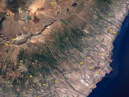 Local nº 1 bloque superior en la Jaca Oeste término de Arico, (SC de Tenerife). FR 13967 RP Granadilla de Abona