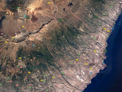 Local nº 2 bloque superior en la Jaca Oeste término de Arico, (SC de Tenerife). FR 13969 RP Granadilla de Abona