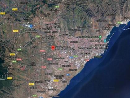 Solar con nave industrial en La laguna (Tenerife). FR 49089 RP La Laguna 2.