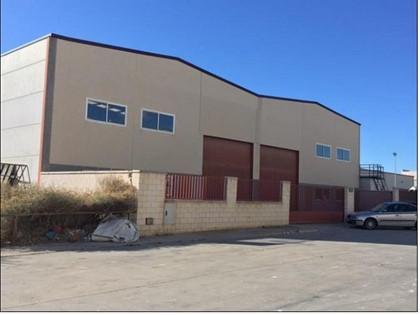 Nave industrial en Borox (Toledo). FR 5812 RP Illescas 2