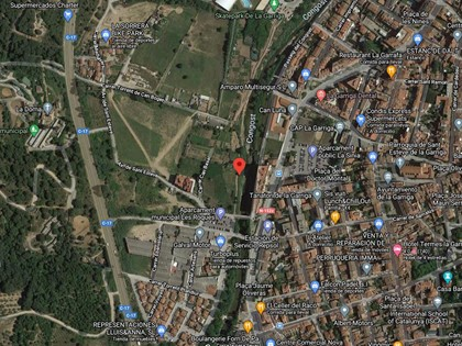 Parcela de tierra en La Garriga (Barcelona). FR 709 RP Granollers 2