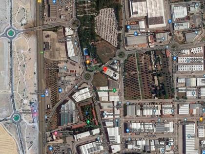 Nave industrial Pol Ind Los Olivos de Getafe (Madrid). FR 2707 RP Getafe nº 2