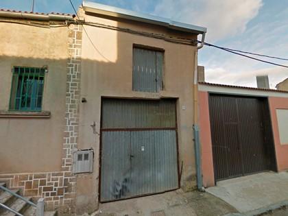 Cochera con pajar calle San Antón 7 en Castrillo de Vega, (Burgos). FR 6539 RP Aranda del Duero. (2/3 del del 50% del Pleno dominio , y 1/3 del 50% de la Nuda Propiedad)