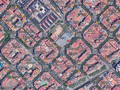 Concesión Administrativa paradas en el Mercat Munipal Ninot de Barcelona.