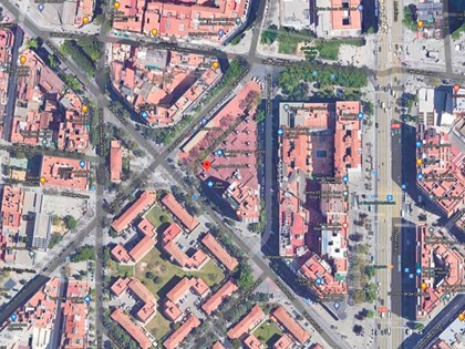 Concesión Administrativa paradas en el Mercat Felip II de Barcelona.