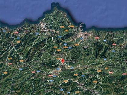 50% Parcela urbana (rústica a prado) en Lugones, Concejo de Siero (Asturias). FR 22974 RP Pola de Siero