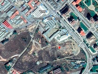 Parcela nº R-1 en calle Jordi Sole Turia de Soria. FR 49946 RP Soria nº 1