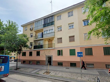 50% Vivienda en Av Oporto de Madrid. FR 74068/A RP Madrid 53.