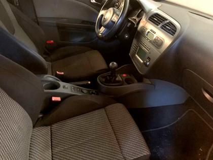 Vehículo Seat Leon 4953-GFG