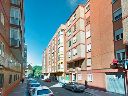 Housing in calle Linares 48, -3º-D de Valladolid. FR 1599 RP Valladolid nº 3