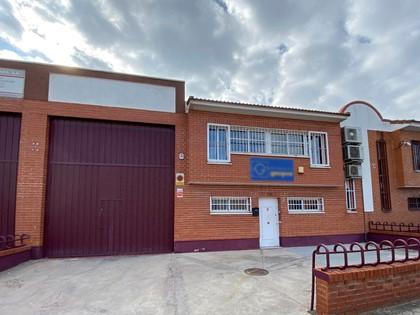 Nave industrial nº 29 en el Pol. Ind de Arganda del Rey, (Madrid). FR  33977 RP Arganda del Rey nº 2
