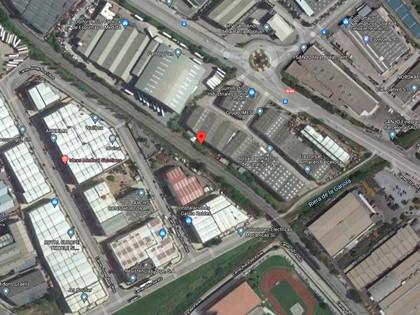 Lote formado Naves Industriales nº 22,23,24 del cuerpo del edif industrial D, en Sant Andreu de la Barca, (Barcelona). FR 8388-8389-8390 RP Martorell nº 1