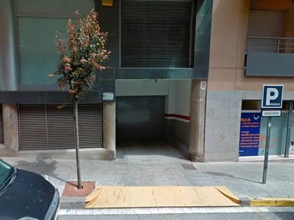 50% plaza aparcamiento nº 16 en Parets del Vallès, (Barcelona). Parte indivisa FR 5067/29ª RP Mollet del Vallès