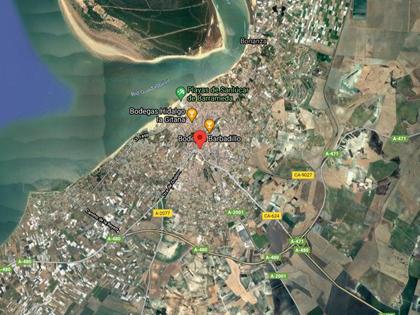 Local comercial en el Pino de San Diego, Campo de San Francisco de Sanlúcar de Barrameda, (Cádiz). FR 29676 RP Sanlúcar de Barrameda