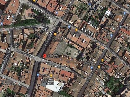 Almacén de C/ Pasaje Moliner de Vilafranca del Penedés. FR 8123 RP Vilafranca del Penedés