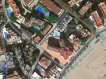 Plaza de garaje nº8 en Passeig Rafael Campalans de Torredembarra, (Tarragona). FR 5522/8G RP Torredembarra