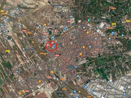 """Parcela 10 unidad de actuación 3.10 """"El Potrox"""", en Alcantarilla, (Murcia). FR 31568 RP Alcantarilla"""