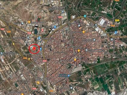 """Parcela 6.1 unidad de actuación 3.10 """"El Potrox"""", en Alcantarilla, (Murcia). FR 31564 RP Alcantarilla"""
