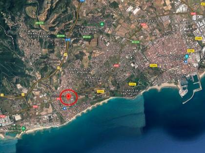 50% Plaza aparcamiento nº 6 sito en calle Barcelona de Cubelles, (Barcelona). FR 14025 RP Vilanova i la Geltrú nº 1