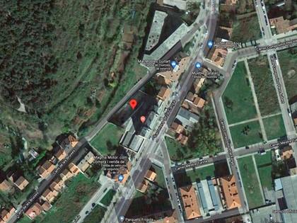 Porción de terreno con nave industrial en Olot, (Girona). FR 30036 RP Olot