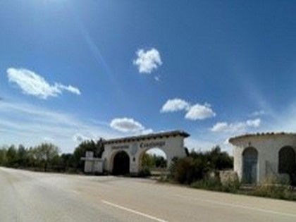Suelo de uso residencial en Villar de Cañas (Cuenca). FR 3348 RP Belmonte 1