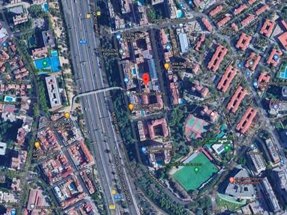 "Local comercial Q ""derecho de superficie"" en calle Emiliano Barral 7 de Madrid. FR de Canillas Secc 2ª nº 3438 RP Madrid nº 33"